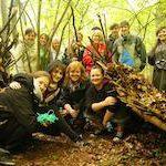 survivalowy wyjazd integracyjny dla uczniów