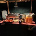 bufet na wieczorze kawalerskim