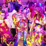 impreza integracyjna w stylu disco