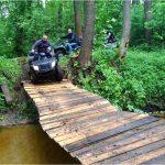 quad na moście