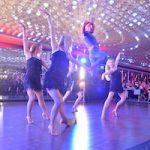 show taneczne na evencie w warszawie
