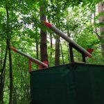 baza rakiet polu paintballowym